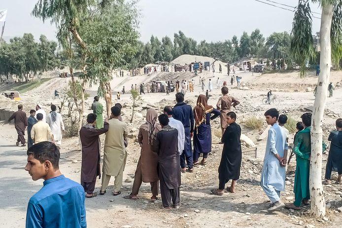 Jalalabad, ce dimanche 19 septembre.