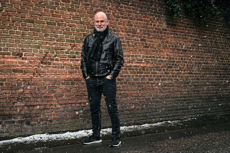 Bert Hamelinck, producent van 'Sound of Metal'. Beeld BELGA