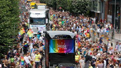 90.000 aanwezigen op Antwerp Pride