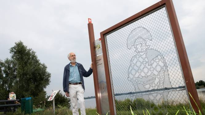 Jan zoekt al tien jaar naar sporen van de Dam van Drusus: 'Begin van watermanagement in ons land'