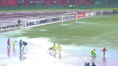 Ivoorkust en Algerije plaatsen zich voor Afrika Cup, Congolese derby valt letterlijk in het water