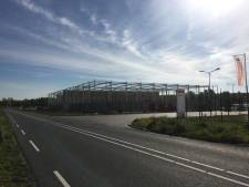 Zorg om vrachtverkeer naar haven Dorplein