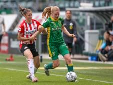 Nadine Noordam wil bij ADO Den Haag afscheid nemen met de KNVB Beker: 'Het is nu of nooit'