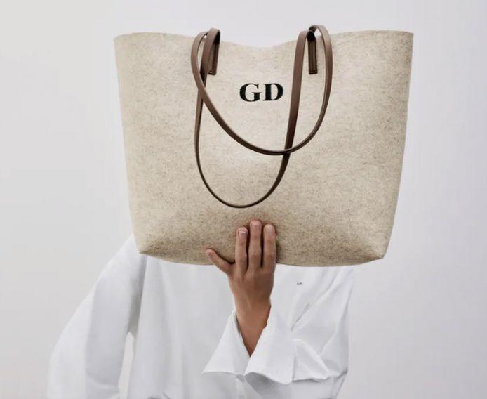 Zara lance un sac personnalisable à 20 euros.