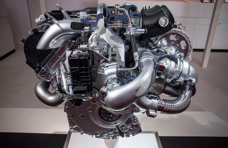 Ook de TDI V6-motor van Audi is voorzien van sjoemelsoftware. Hij zit ook in de Volkswagen Touareg. Beeld