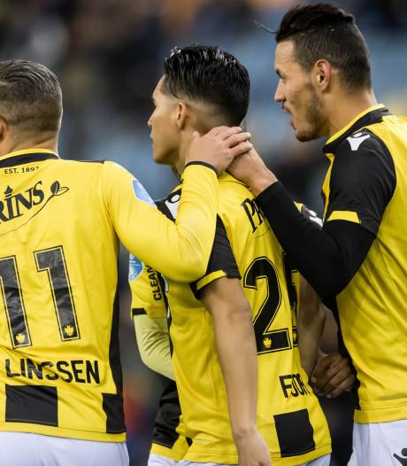 Sloetski: Zorgen bij Vitesse om fitheid Linssen, Darfalou en Bero