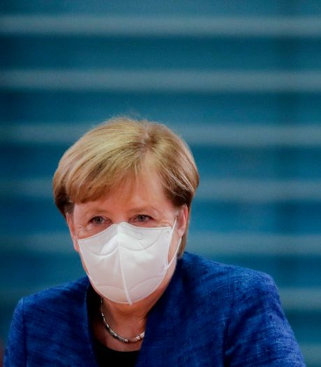 Zélfs in Duitsland begint de corona-onrust nu toe te nemen