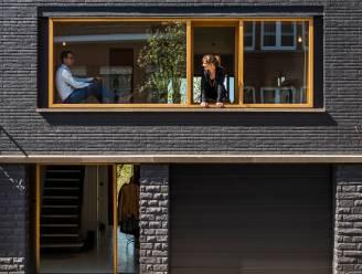 Complete metamorfose voor een minimaal budget: jonge architecte nam rijwoning in Kessel-Lo onder handen