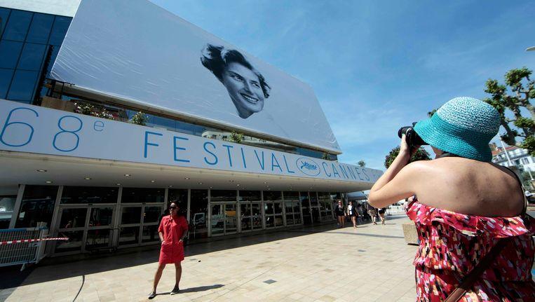 Het filmfestival van Cannes loopt vanaf morgen tot en met 24 mei. Beeld REUTERS