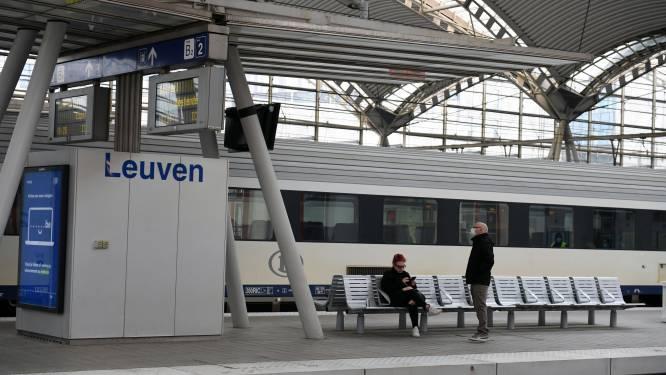 Agressieve zwartrijder geeft kaartjesknippers en treinmachinist klappen: twaalf maanden cel