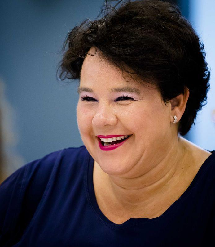 Staatssecretaris Sharon Dijksma.