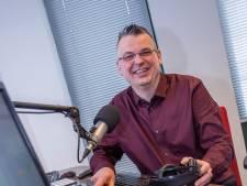 Radiopresentator Ruben Landman: 'Of er nu een paar duizend mensen luisteren of maar één, ik heb er net zo veel plezier in'