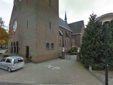Woningen in en rond kerk aan Boschweg Schijndel