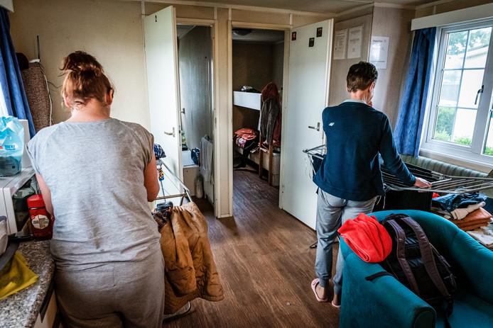 Wel is er regelmatig iets mis met de huisvesting van arbeidsmigranten, zegt Waalwijk. Bijvoorbeeld omdat rookmelders ontbreken. Foto ter illustratie
