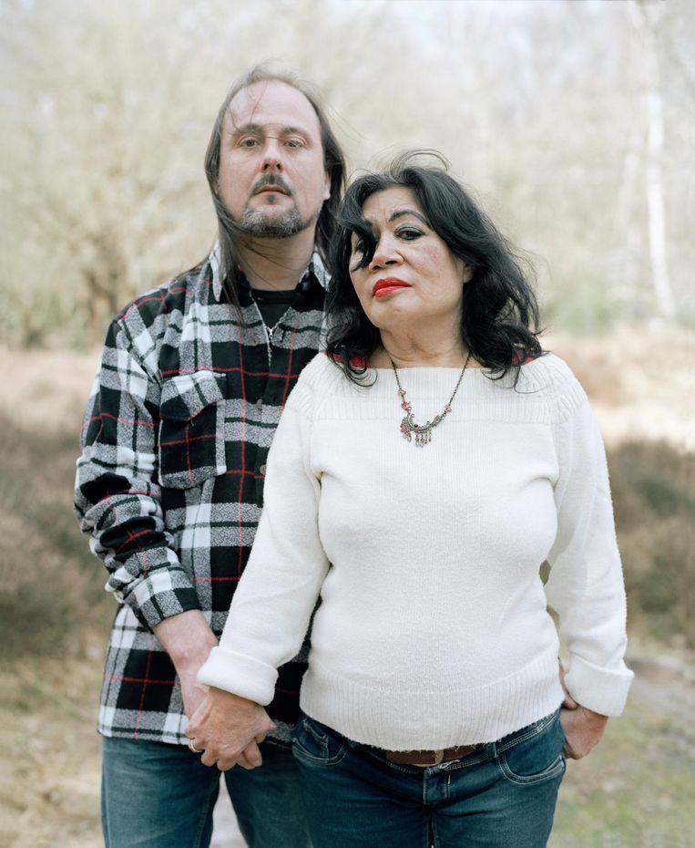 Amy en Marc schelen 23 jaar Beeld Willemieke Kars