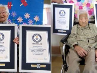 Japanse vrouwen (107) uitgeroepen tot oudste tweeling ter wereld