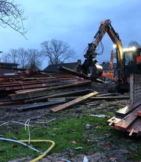 'Oogsten voor de nieuwbouw'
