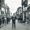 Anton Geesink in zijn Wijk C.