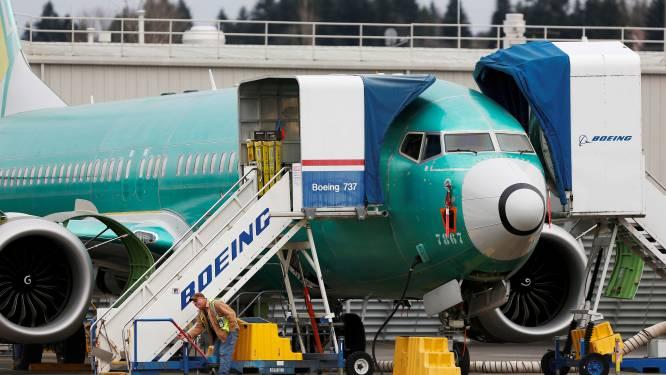 Boeing zet MAX-personeel elders in het bedrijf aan het werk