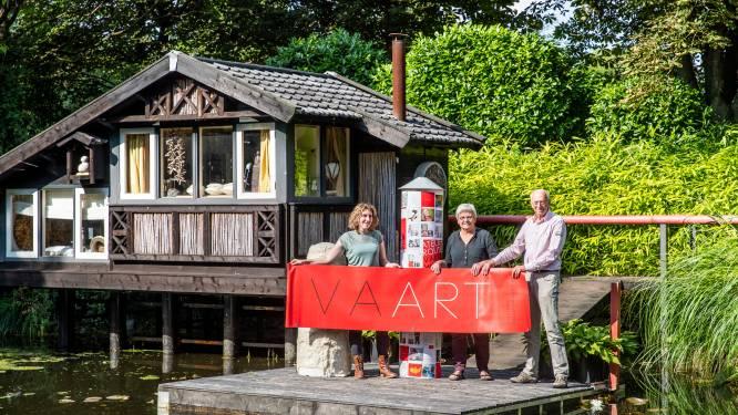 Kwetsbaar en spannend kijkje in keuken van kunstenaars; lustrumeditie van open atelierroute in Valkenswaard