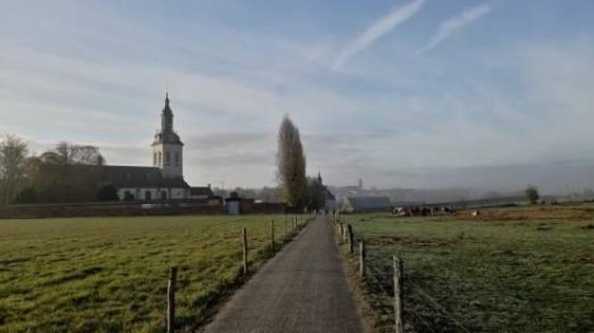 Heel wat wandelpaden rond abdijsite vernieuwd