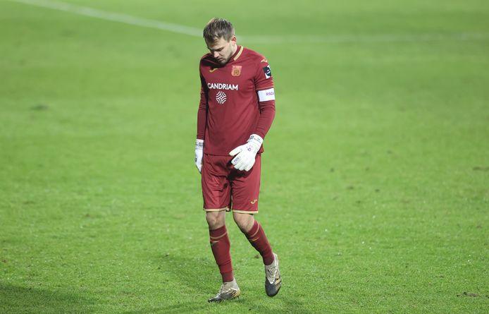 Soirée cauchemardesque pour Anderlecht et son gardien.