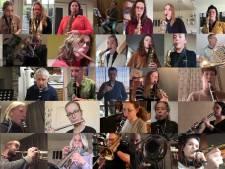 Tientallen fragmenten 'You'll never walk alone' door Zeelandia samengevoegd tot één uitvoering