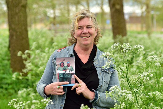 Foto Pim Mul 10052021 Schrijfster Annerieke de Vries.
