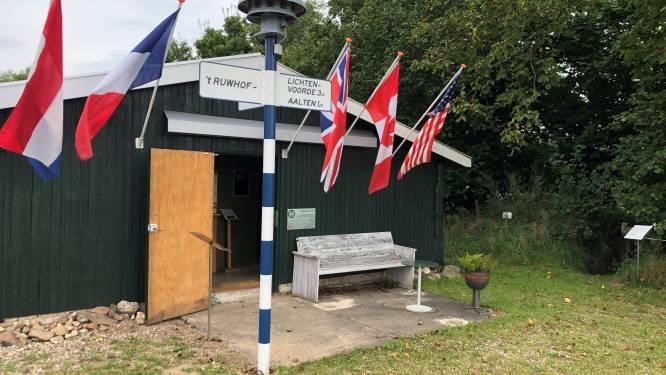 Als het luchtalarm loeit, kun je bij Rien Koskamps museum in Aalten opnieuw de schuilkelder in