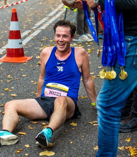 Ein-de-lijk mocht het weer: rennen om het 'echie' tijdens de 36ste Maliebaanloop