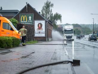 """Regenval zorgt in Mechelse regio vooral voor ondergelopen straten en tuinen: """"Al de derde keer op een dikke maand tijd"""""""
