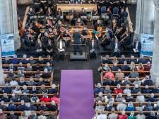 Zilveren Passion gevierd met extra concert van Bach in kerk van Wouw