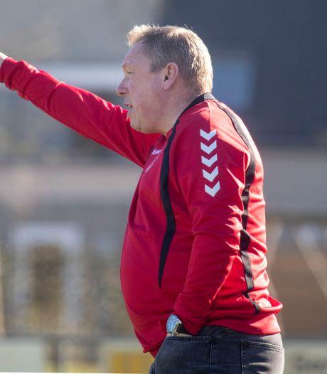 Marcel Nijhuis na twee duels alweer weg bij Buren