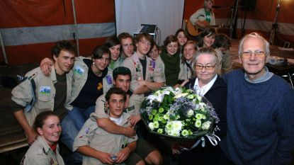 Gaby Sioen (87) is niet meer. Oprichtster scouts Diependaal had nog één laatste wens en die gaan de scoutsleden met veel dankbaarheid inwilligen