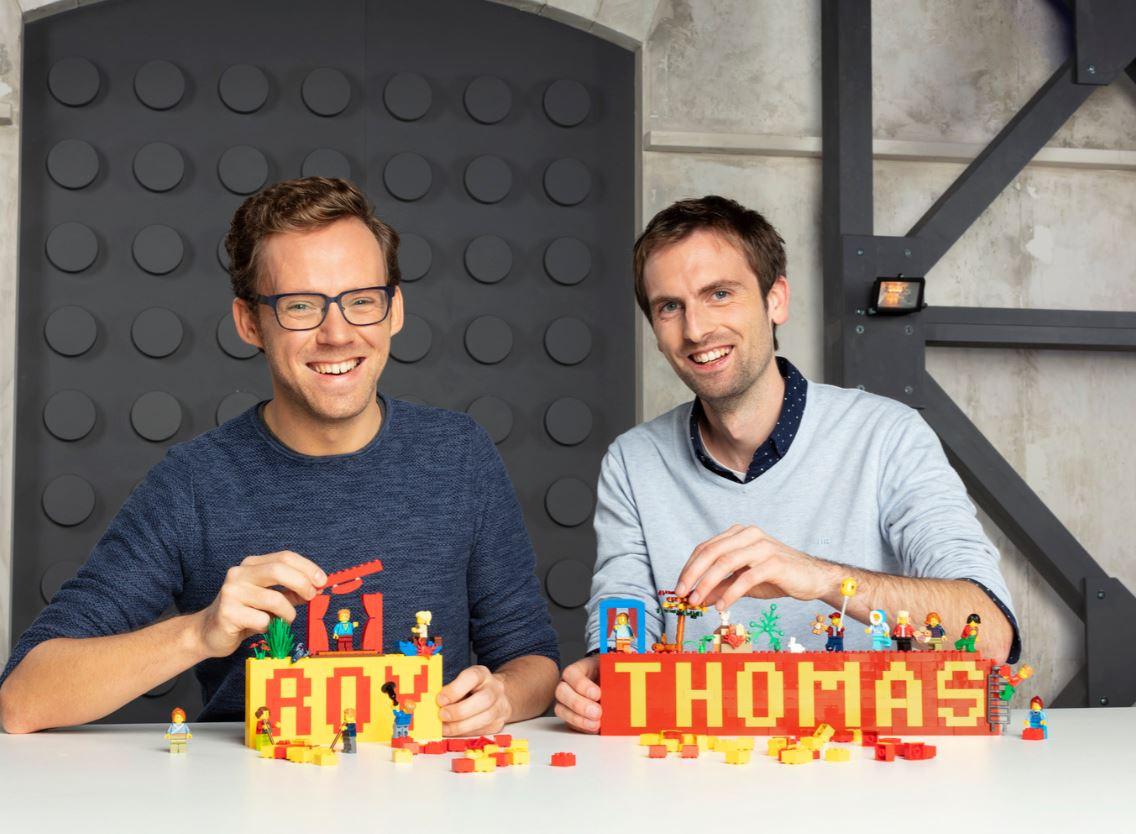 Roy (33) en Thomas (29) zijn sinds vier jaar een koppel. Roy is vanuit Bergen op Zoom bij Thomas in België gaan wonen.