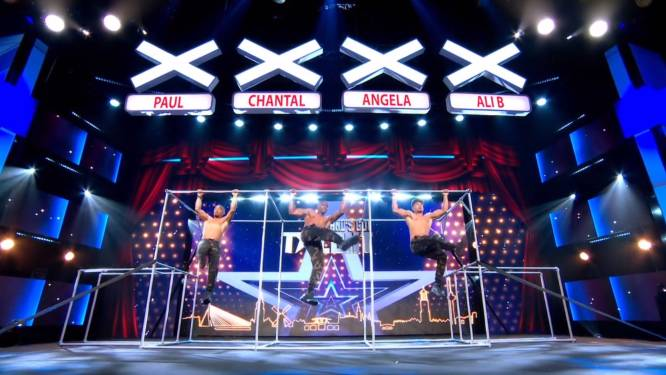 Heeft de Dordtse calisthenics-act indruk weten te maken bij Holland's Got Talent?