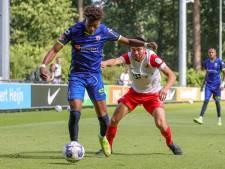 TOP Oss raakt spits Tijjani Noslin voor de eerste wedstrijd mogelijk al kwijt aan Fortuna Sittard