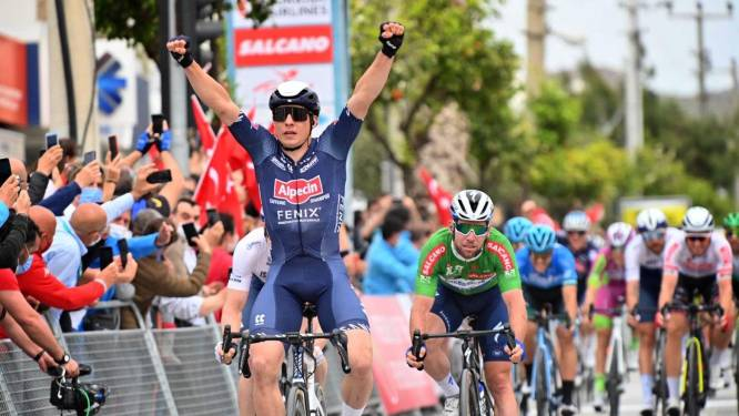 Jasper Philipsen wint opnieuw massasprint in Ronde van Turkije