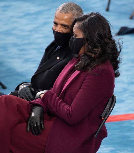 Obama's maken nieuwe miniserie voor Netflix