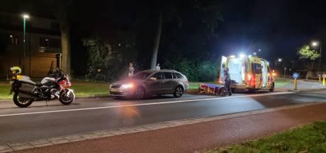 Scooterrijder raakt zwaargewond bij ongeluk in Veenendaal