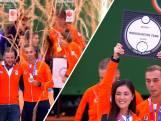 Olympische winnaars gehuldigd in Den Haag