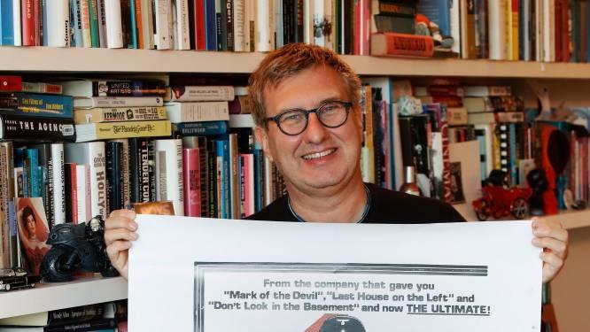 """Jan Verheyen brengt boek uit over foute films: """"Ook als het slecht is, blijf ik kijken. Als ramptoerist"""""""
