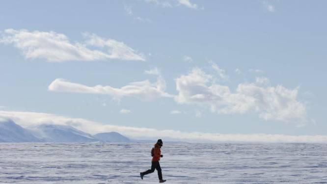 Belg Alderweireldt wint loodzware 100km ultra race op Antarctica
