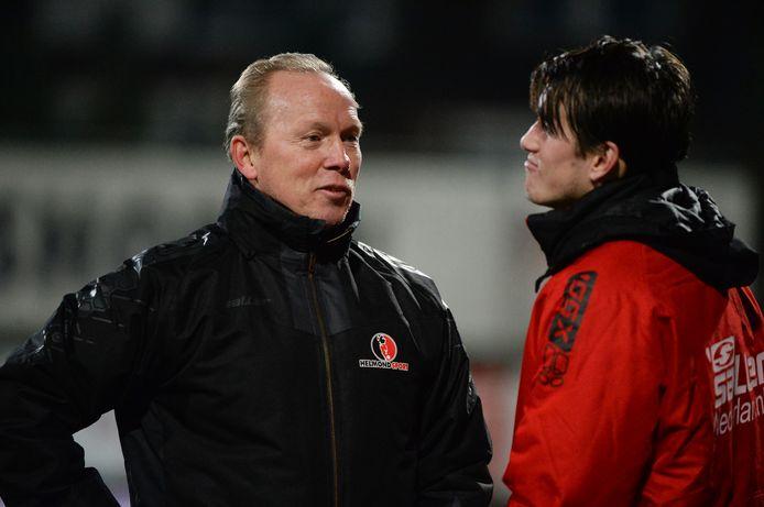 Wil Boessen is al vijf duels op rij ongeslagen met Helmond Sport.