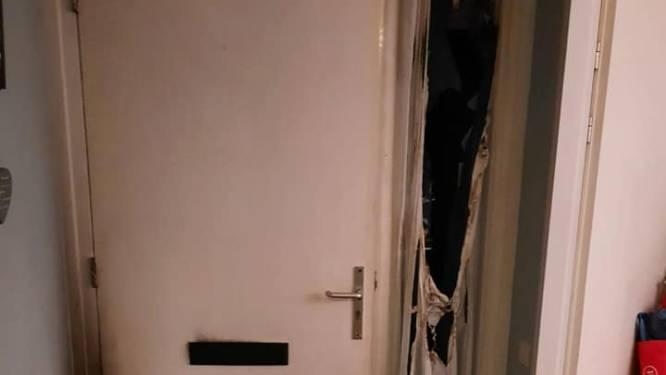 Tante van Lisette schrikt wakker door enorme explosie bij voordeur: 'Ze wilde uit het raam springen'