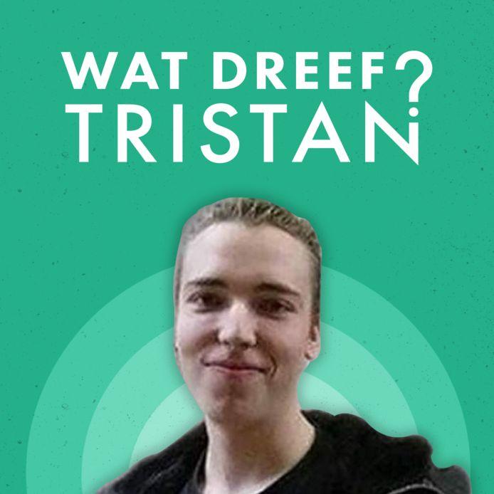 De podcast Wat dreef Tristan? is nu te beluisteren op ad.nl/Podcast
