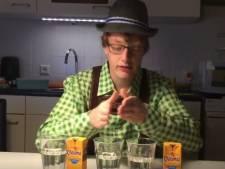 Hoezo bier op het Oktoberfest? Cas uit Moergestel zegt: chocomel!