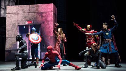 Marvel-superhelden strijken binnenkort neer in Disneyland Paris