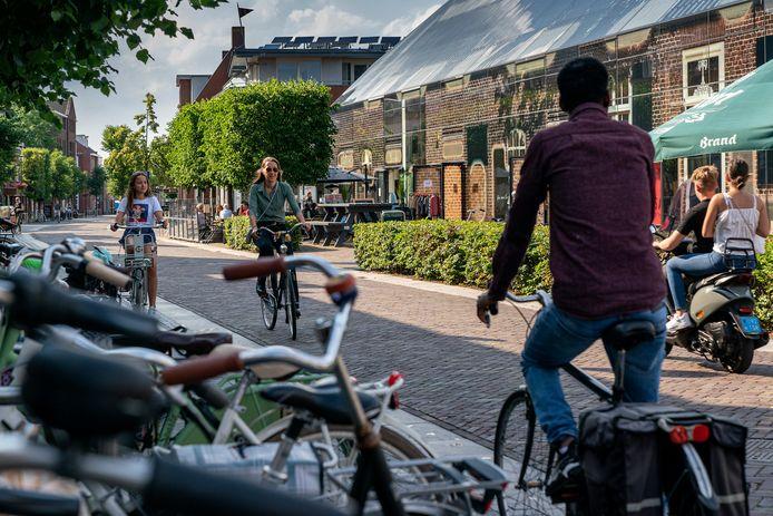 Gaan Schijndelaren liever naar hun eigen centrum, of naar Den Bosch of Eindhoven?