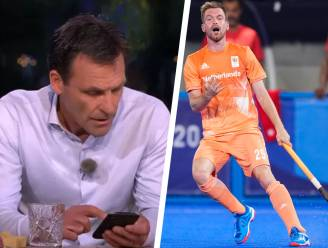 Vader Nederlandse hockeyspeler leest klaagberichten over bondscoach voor op televisie bij Van der Gijp en Derksen